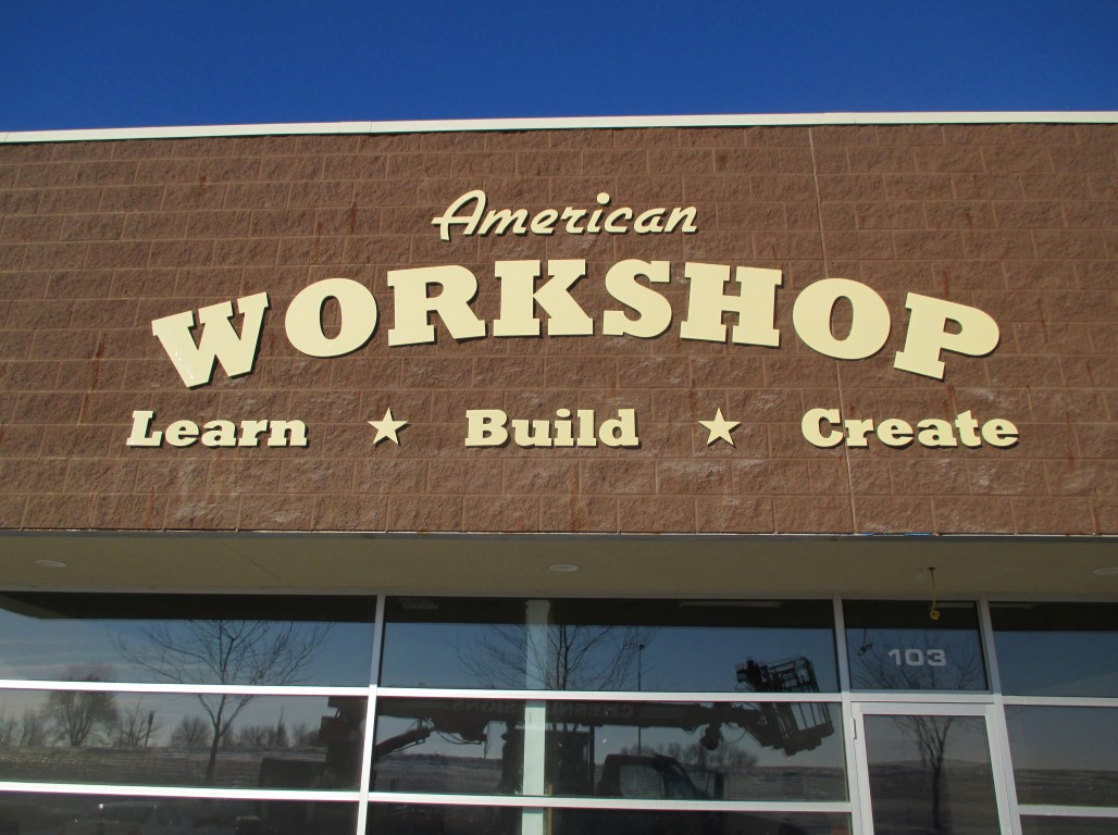 Exterior Building Signs With Custom Neon And Dimensional