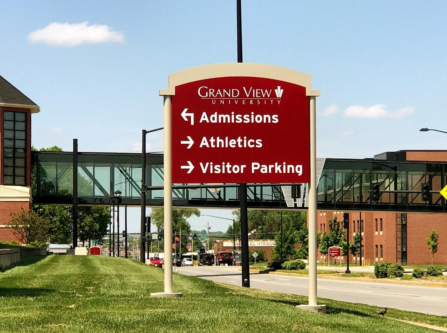 Grand View University Des Moines Ia