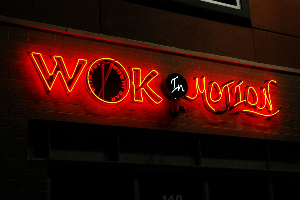 Vibrant Neon Signs For Your Business Des Moines Iowa